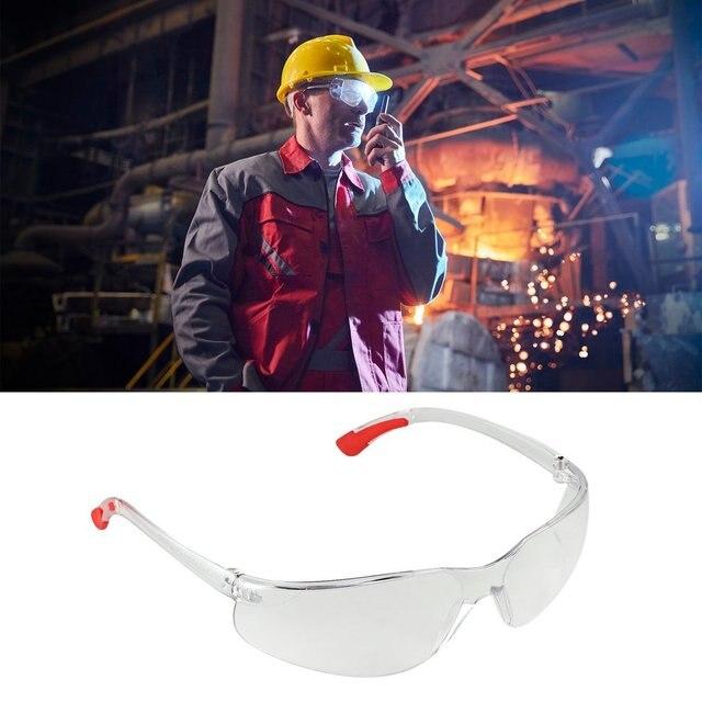 Bicicleta de segurança óculos de proteção transparente para ciclismo proteção do trabalho óculos de segurança soldador 2