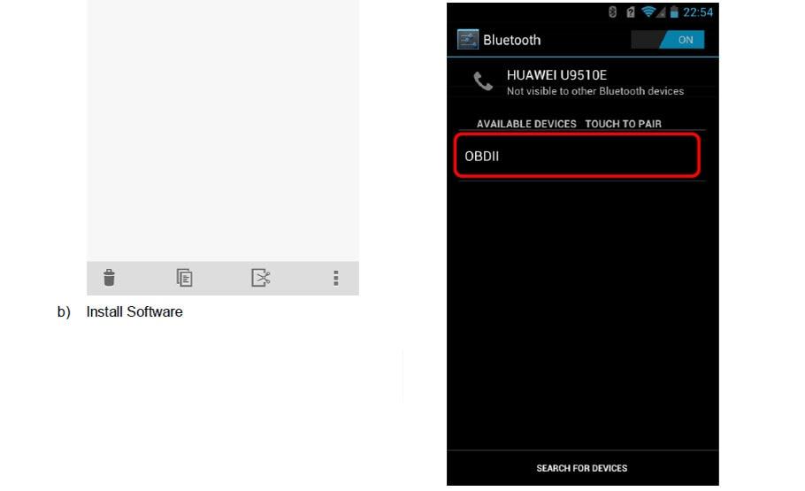 Hb7387002a8f74daa81bc53beb99aee6ay HOT!! OBD mini ELM327 Bluetooth OBD2 V2.1 Auto Scanner OBDII 2 Car ELM 327 Tester Diagnostic Tool for Android Windows Symbian
