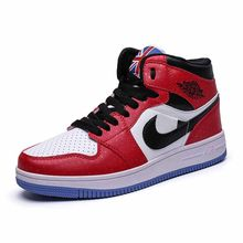 2019 New Men's Basketball Shoes Men Breathable High Tube Big Code Basketball Sneakers(China)