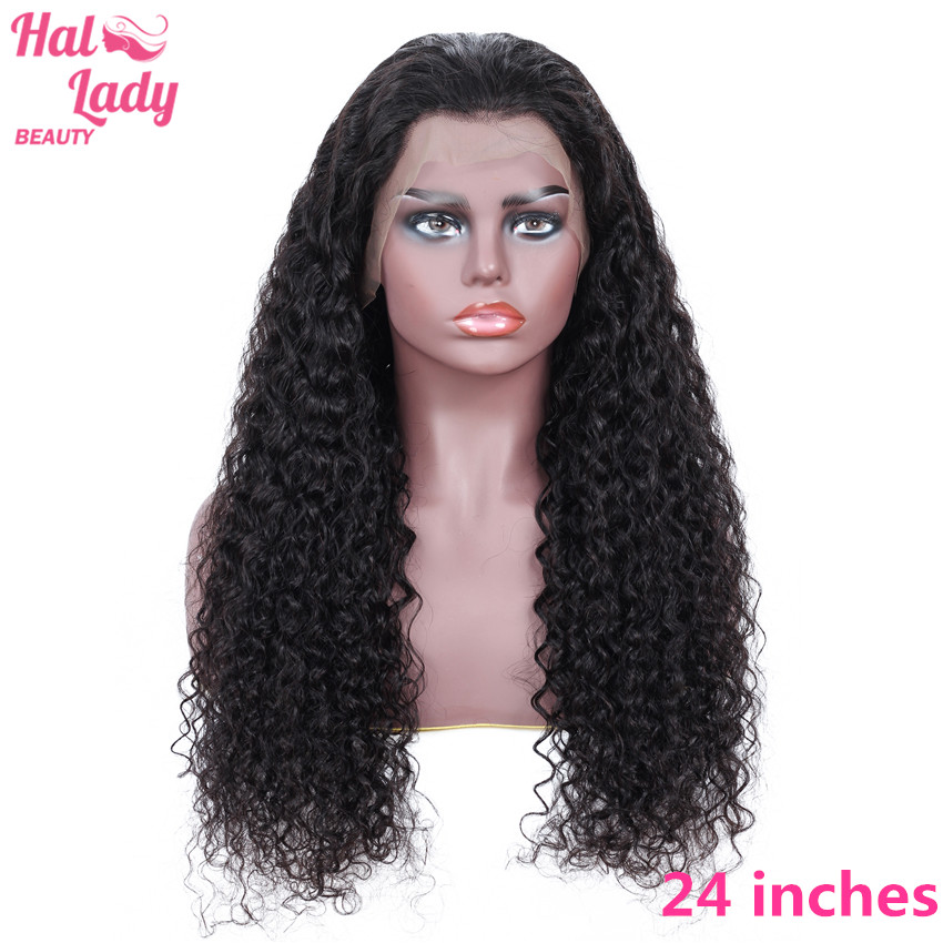 Image 4 - 13x4 Deep Curly Bob Wig Lace Front Human Hair Wigs Brazilian Wig Preplucked Remy For Black Women 8 22 inch Fast Shipping-in Human Hair Lace Wigs from Hair Extensions & Wigs