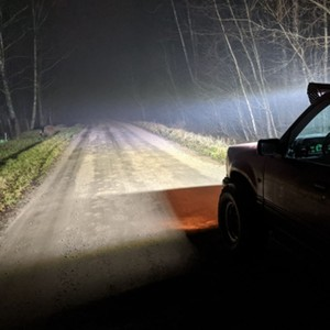 Image 2 - VISORAK 22 32 42 50 52 بوصة مستقيم منحني ATV LED قضيب مصابيح عملي 4x4 4wd الطرق الوعرة عمود إضاءة LED لسيارة 4WD 4x4 شاحنة SUV ATV جرار