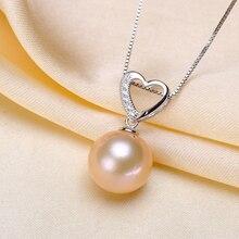 Heart Pearl Pendant Mountings, Pendant Findings, Pendant Settings Jewelry Parts Fittings Jewellery Accessories, 10pcs/lot