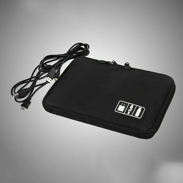Business Travel Travel bags Travel Electronics Cable Organizer Bag