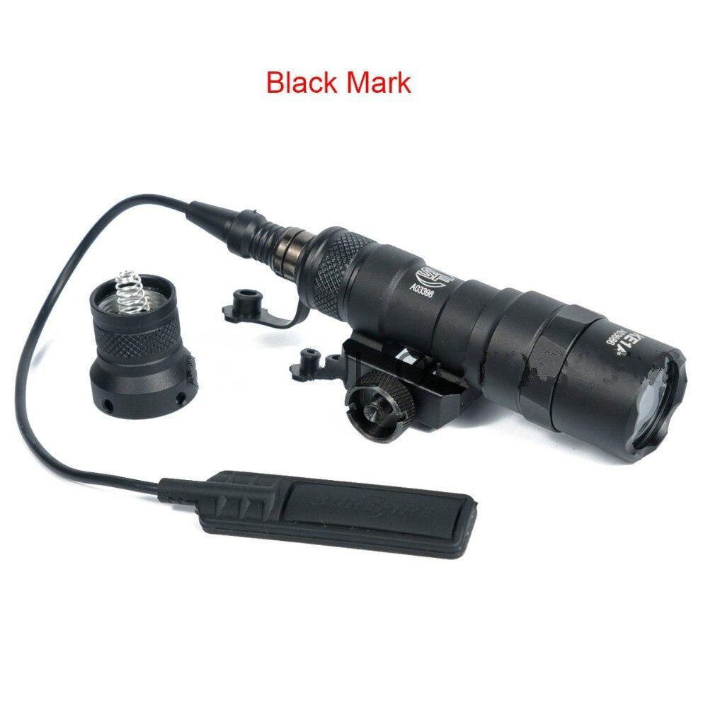 mini rifle ao ar livre caça pistola luz