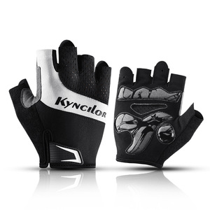 Summer Half Finger Sports Bicycle Cycling Gloves Breathable Non-slip