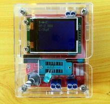 Montiert TFT GM328 Transistor Tester Diode LCR ESR meter PWM Platz welle + fall