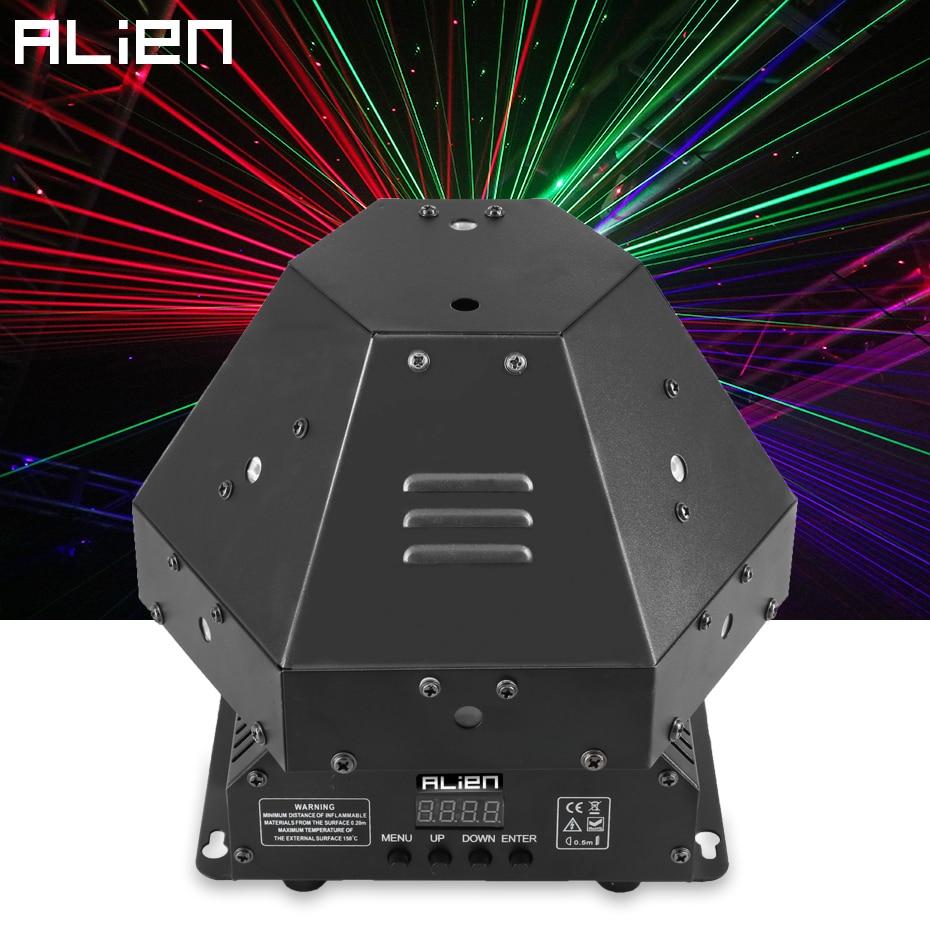 ALIEN 1W RGB Laser Beam Stage ...