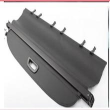 Car Rear Trunk Security Shield Cargo Cover For Ford Ecosport 2013.2014.2015.2016.2017 SHELF SHADE TRUNK LINER SCREEN RETRACTABLE for hyundai ix25 2014 2015 2016 rear cargo privacy cover trunk screen security shield shade black beige