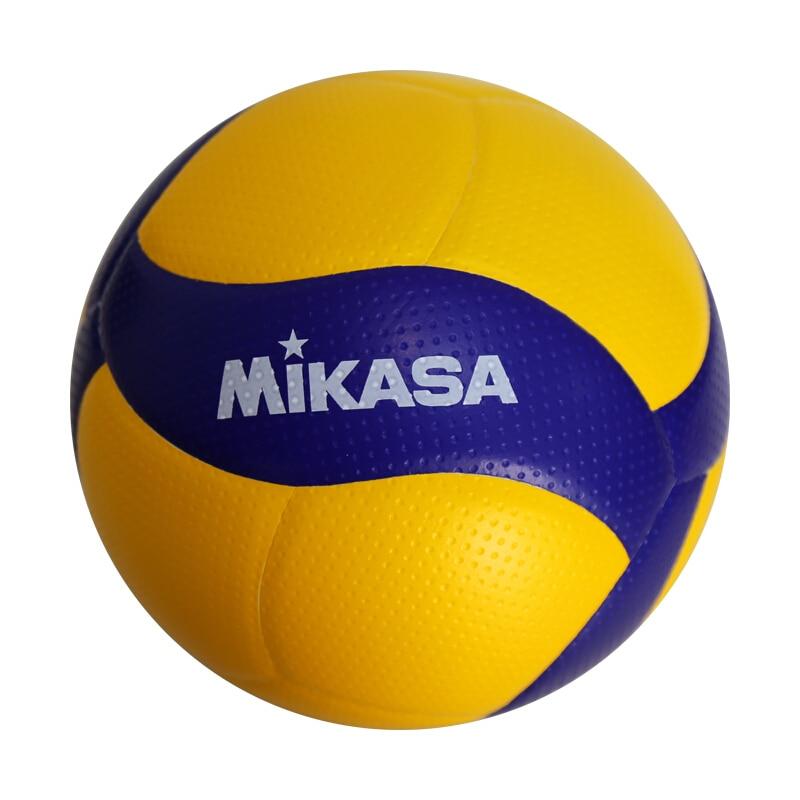 Оригинальный Микаса волейбол V300W FIVB официальная игра мяч FIVB одобренный для конкуренции мяч для взрослых волейбол 5