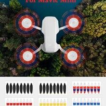 8 шт. складные быстросъемные мини-пропеллеры DJI Mavic 4726F малошумные пропеллеры для DJI Mavic Mini Drone аксессуары
