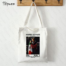 Bags Aesthetic Harry-Styles Harajuku Gothic Women Tote Shoulder Large-Capacity Painting