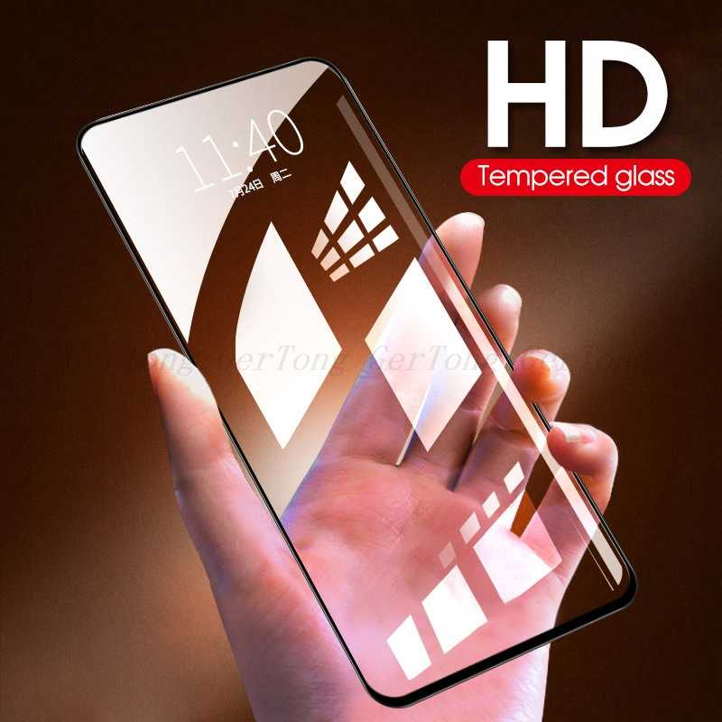 HD Full Cover Tempered Glass for Samsung Galaxy A50 A10 A70 A20 A30 A60 A80 A90 A20E A8S A9S Explosion-proof Screen Protector