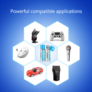 Image 3 - 4/8 pièces SORBO 1.5V AA 1200mAh batterie au lithium polymère batterie au lithium rechargeable par USB ne comprend pas de câble USB