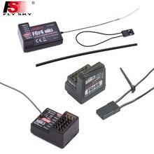 Flysky FGR4/FGR4S/FGR4P Receiver single antenna bidirectional four-way PPM/IBUS For Flysky FS-NB4 Remote Control