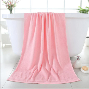 Image 5 - Towel   Super Soft 100% Cotton Machine Washable Large Bath Towel (140 cm x 70 cm) Super Absorbent Towel   Luxurious Bath Towel