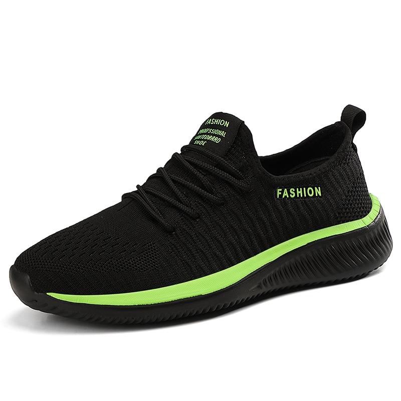 Men Running Shoes Comfortable Sport Shoes Men Trend Lightweight Walking Shoes Men Sneakers Breathable Zapatillas 13