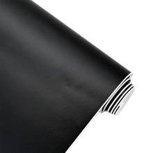 Автомобильная наклейка, матовая обертка, виниловая Автомобильная обертка, матовая черная пленка для оклейки машины, автомобильная пленка с различными размерами/рулоном #2