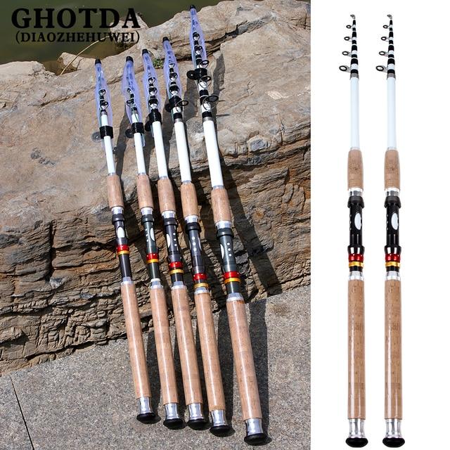 GHOTDA Dai Telescopic Fishing Rod