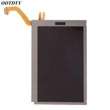 מקורי למעלה עליון LCD תצוגת החלפת מסך עבור Nintend 3DS LCD מסך אביזרים