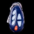 Focus wireless arm disarm Remote Control 6 key-button Remote control which can be control power switch