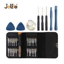 Jelbo 1 Set Hand Tools 33 in Torx Screwdriver 25 Repair Tool Kit For IPhone Cellphone Computer PC Of