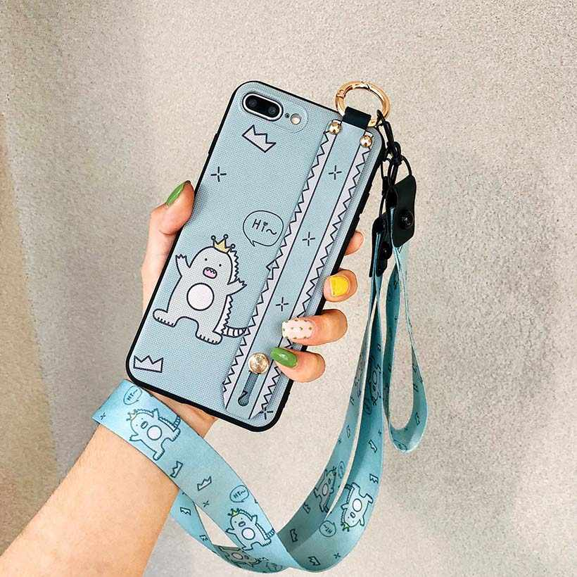 Ремешок чехол для Huawei Honor 9 Lite 8X10 играть Коврики 20 Lite P30 P20 Pro Nova 4 3 3i 3E 4E Y7 Prime 2019 Y9 2018 Зеркало Обложка