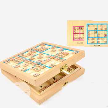 the game board open showing the storage compartment