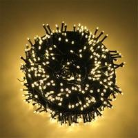 Nuovo 10M 20M 30M 50M LED String Lights Outdoor ghirlanda impermeabile Fairy Lights per la festa nuziale albero di natale decorazione del giardino