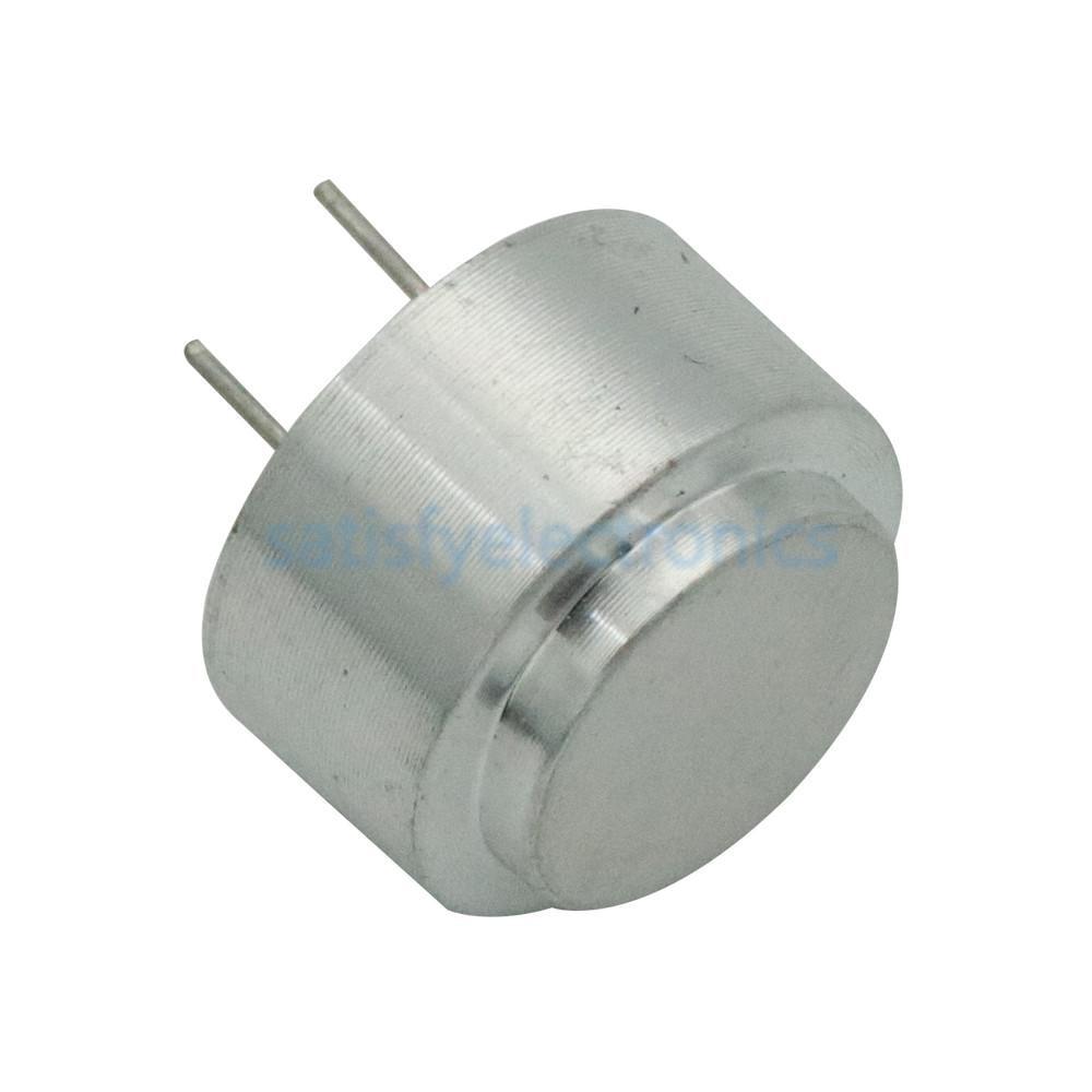 2PCS Ultrasonic Sensors Integrated Transceiver Diameter Probe 16MM 40KHz