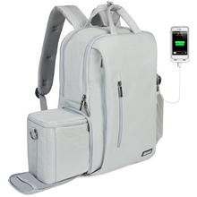 CADeN dslr camera bag waterdichte rugzak schoudertas Laptop digitale camera & lens foto bagage tassen case voor Canon Nikon