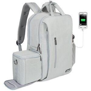 Image 1 - Máy ảnh Caden đựng máy ảnh DSLR Chống nước Ba lô đeo vai Laptop máy ảnh kỹ thuật số & ống kính chụp ảnh hành lý túi dành cho Máy Ảnh Canon Nikon