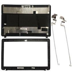 Mới Cho Packard Bell Easynote TE11 TE11HC TE11HR TE11BZ TE11HR TE11-BZ TE11-HC LCD Nắp Trên Ốp Lưng/LCD Ốp Viền Bao Da /LCD Bản Lề