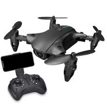 Drone FPV 4K Camera Quadcopter Hold Return-Altitude One-Key Headless RC WIFI Foldable