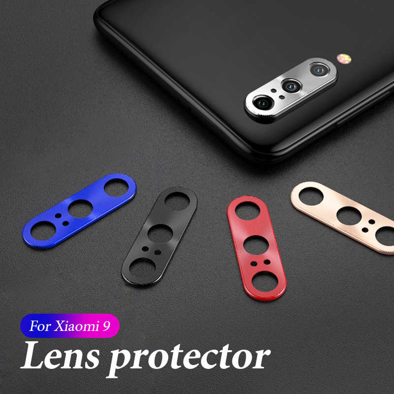 Camera Lens Protector Ring Case For Huawei P30 P20 Lite Mate 20 Pro Metal Phone Lens Protective Ring Cover For Huawei Mate 20X