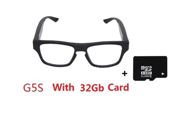 1080P HD Glasses Camera Video Driving Record Cycling Video Smart Glasses With Eyewear Camcorder For Outdoor Mini Camera 9