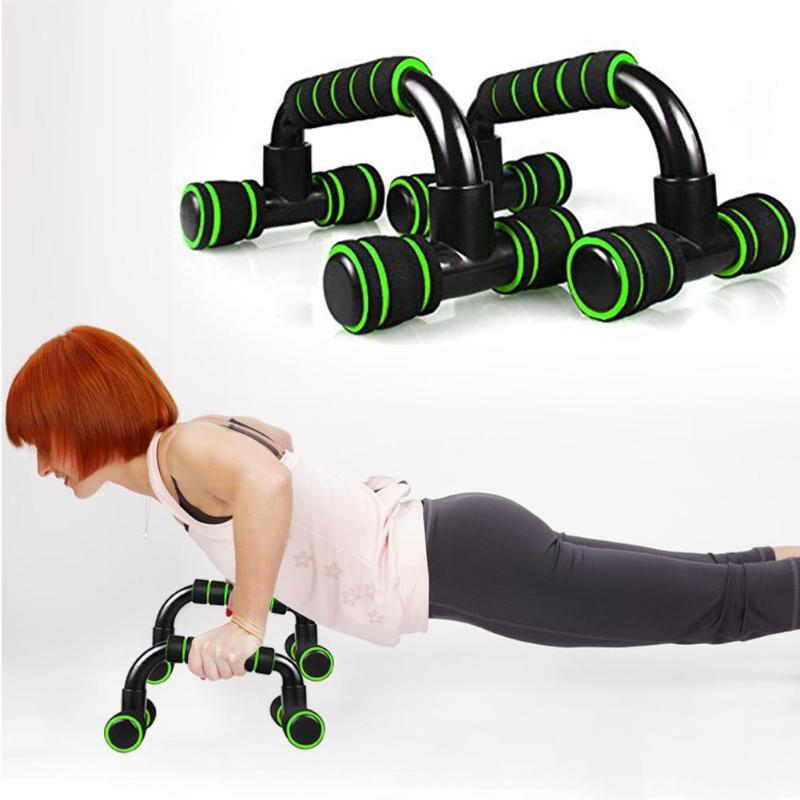 Fitness Push Up Bar Stands Bars For Building Chest Muscles Home Gym Exercise Training Push-Ups Fitness Equipments