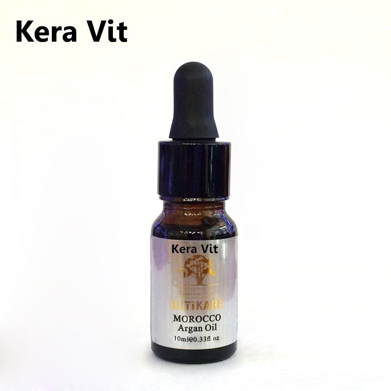 Mini Moroccan Argan Oil Hair Care 10ml Hair Oil treatment for All Hair Types Hair & Scalp Treatment Free Shipping