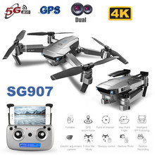 SG907 5G GPS Drone 4K selfie professionale Quadrocopter con la Macchina Fotografica HD di Telecomando Elicottero Mini droni dron VS e520s