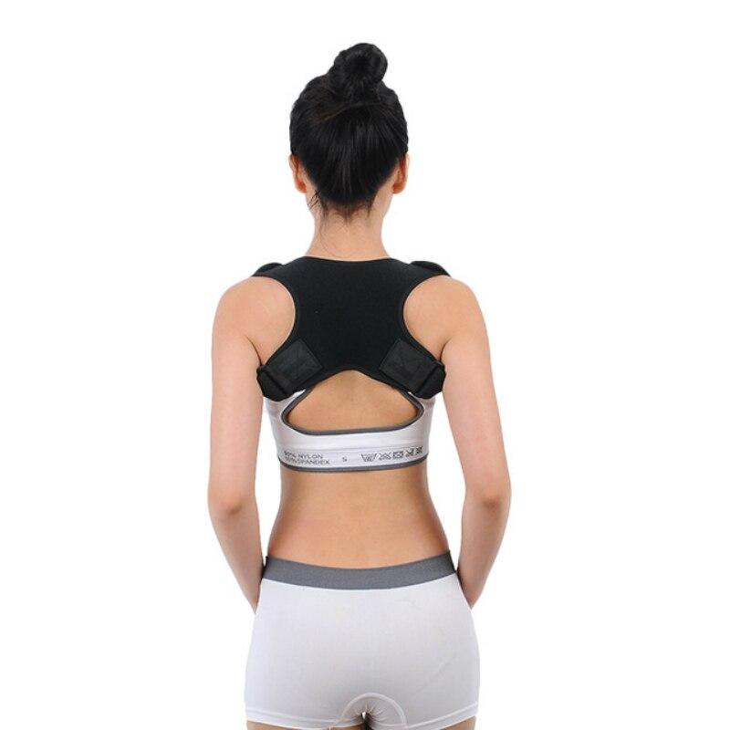 Posture Corrector Adjustable Shoulder Back Brace Support for Women Men Improve Bad Posture Shoulder Back and Neck Pain Relief