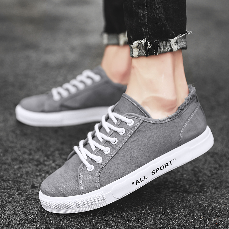 Zapatos de lona casuales de lujo para hombre cómodos zapatos de lona coreanos casuales nueva tendencia estudiante escuela nuevas zapatillas de lona Envío Gratis nuevo MR583930 para Mitsubishi LANCER Outlander MR-583930