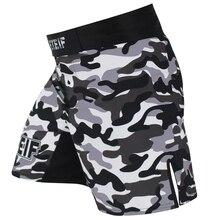 Boxing-Shorts Muay-Thai Fighting Sotf Mma Tiger Fitness Sanda Cheap Fierce Camouflage
