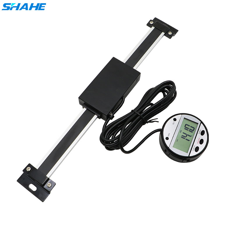 0- 150 Mm 0.01 Mm Lathe Remote Digital Readout Linear Scale External Display Digital Magnetic Linear Scale