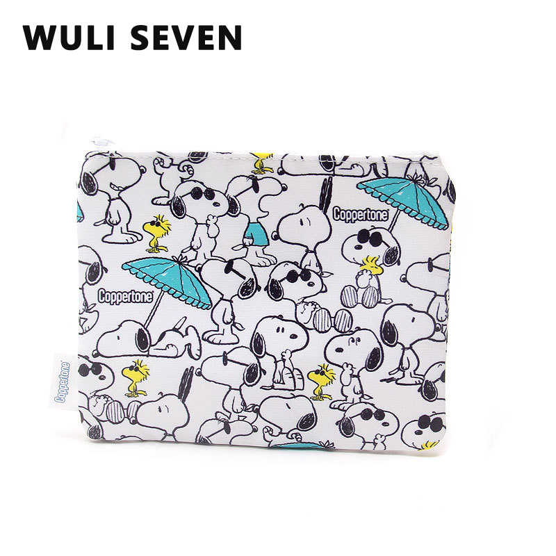 WULI سبعة 2020 جديد وصول لطيف محفظة نسائية للعملات المعدنية المحمولة عملة حقيبة عالية الجودة السفر منظم أدوات التجميل الحقيبة الكرتون تخزين أكياس