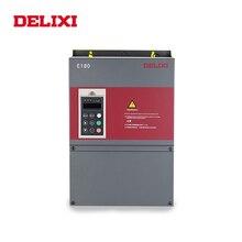 DELIXI frequency inverter AC 380V 15kw 3 phase 50HZ 60HZ DC Speed Controller VFD Converter for motor