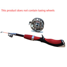 1.4m 130g Carbon Spinning Casting Fishing Rod High Quality Telescopic  Ice Sea Fly