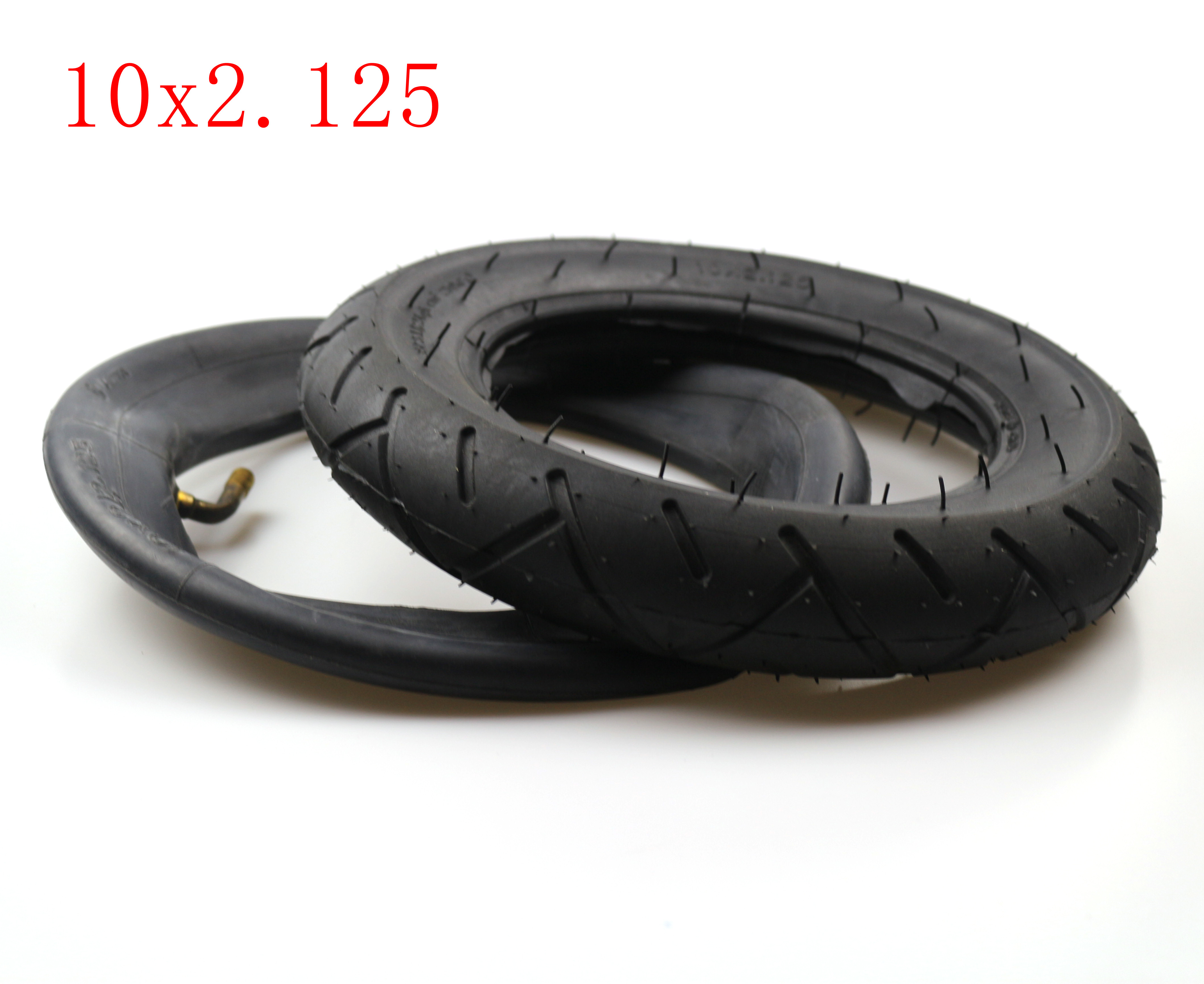 Good Quality 10x2.125 Tire Inner Tube for Self Balancing Electric Scooter Self Smart Balance 10x2 10*2.125 Tire Free Shipping|Tyres| |  - title=