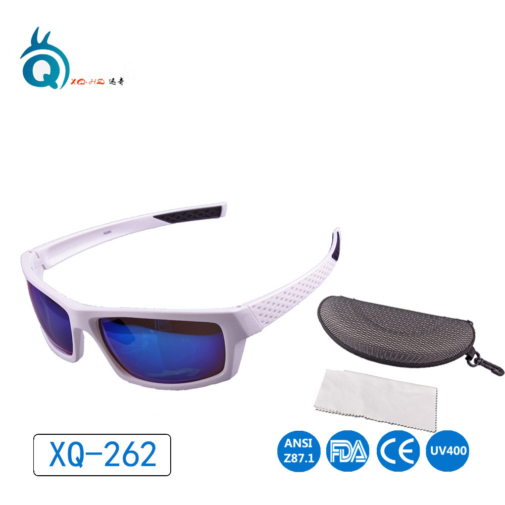 Sun Polarized Glasses Casual Outdoor Sports Glasses For Both Men And Women UV-Protection Glasses For Riding
