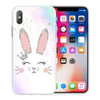case iphone 5 My Rabbit Girl Queen Case for Apple iphone 11 Pro X XS Max XR 7 8 6 6S Plus + 5 S SE 5C Silicone Carcasa Phone Coque Cover (2)