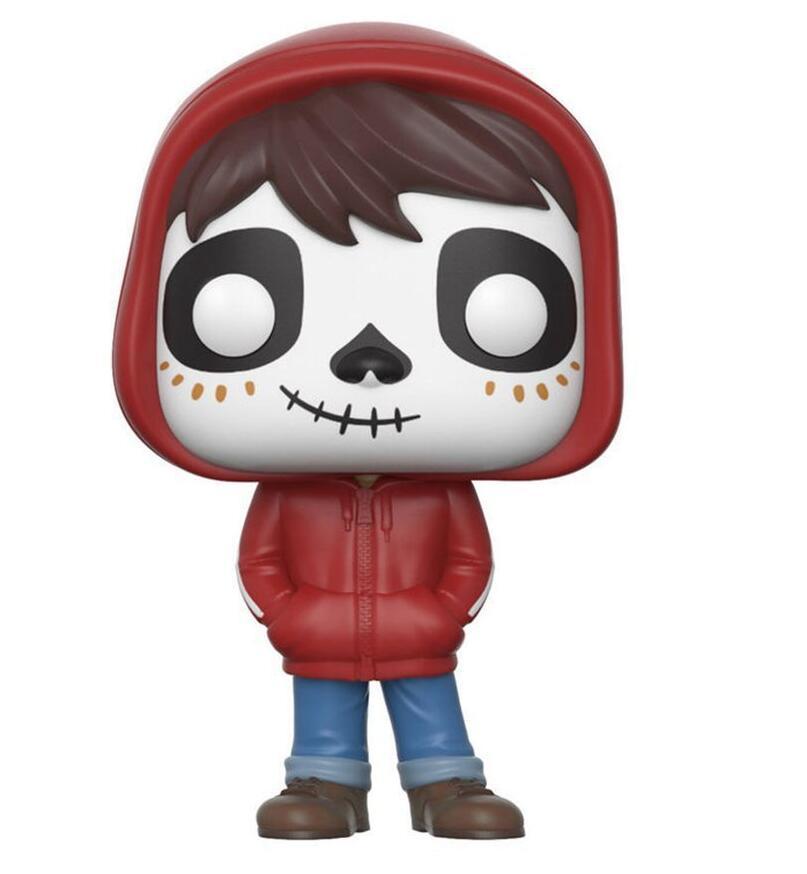 Pixar Movie Coco Character Miguel Vinyl Dolls Figure Toys