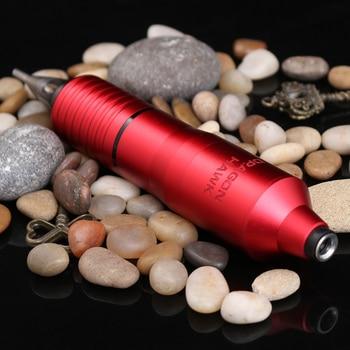 New Tattoo Pen Rotary Tattoo Machine & Permanent Makeup Pen Motor Needle Cartridges for Tattoo Artists